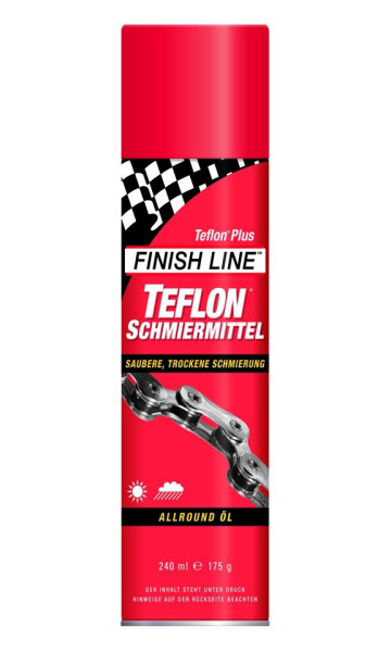 Finish Line Teflon Schmiermittel