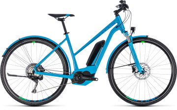 Cube Cross Hybrid Race Allroad 500